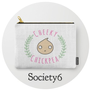 society6 chickpea
