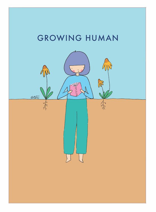 LOW DEF OF GROWING HUMAN